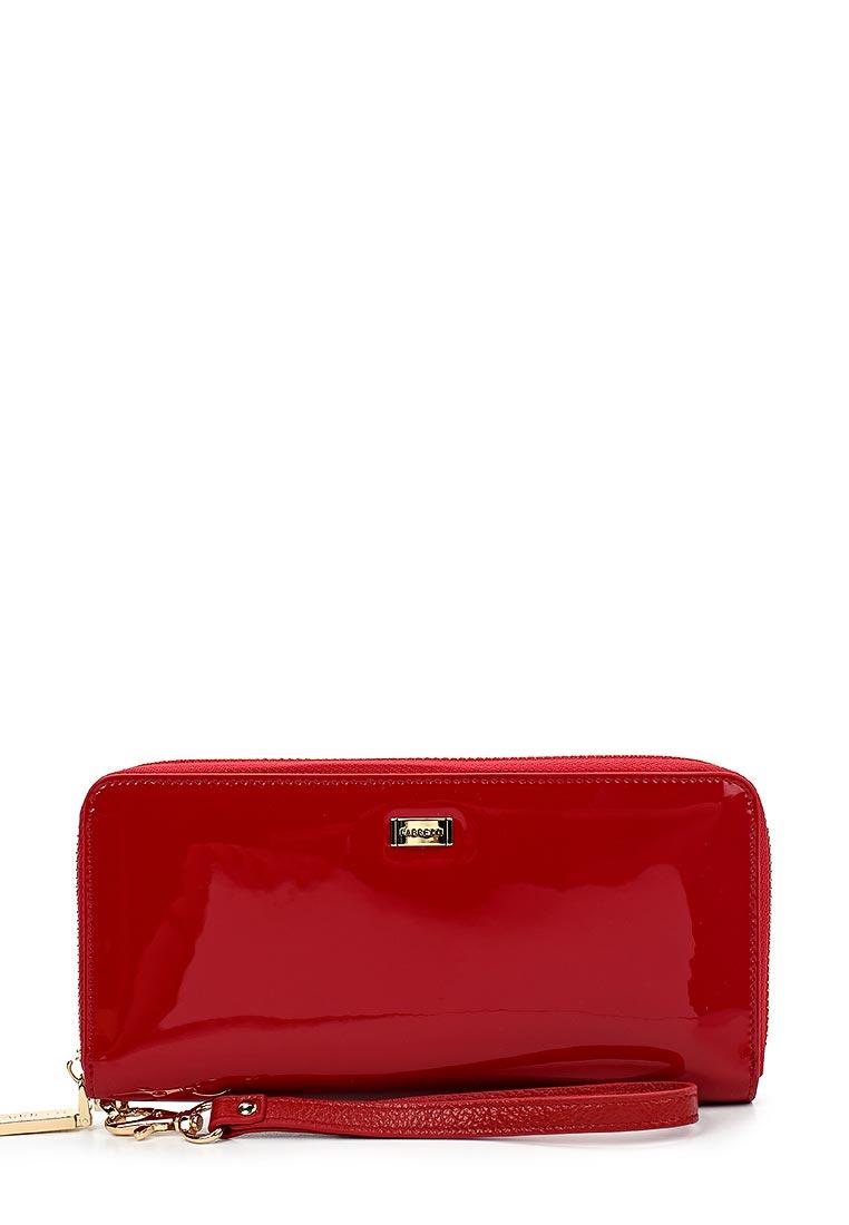 Кошелек Fabretti 77006-red L