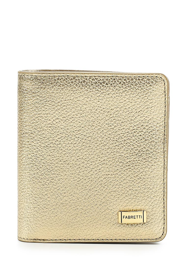 Кошелек Fabretti 43026-gold met