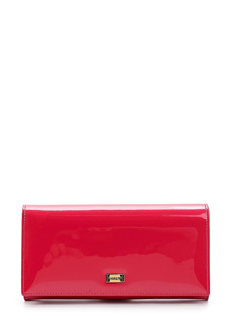 Кошелек Fabretti 72037-red L