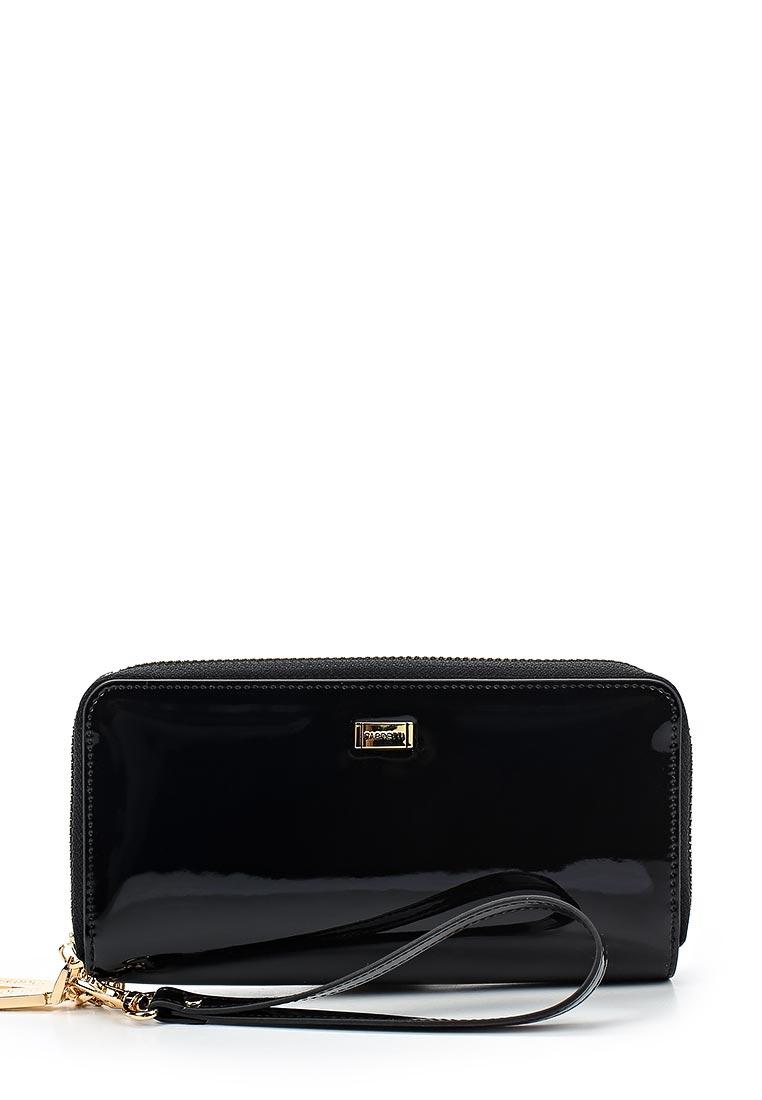 Кошелек Fabretti 73007-black L