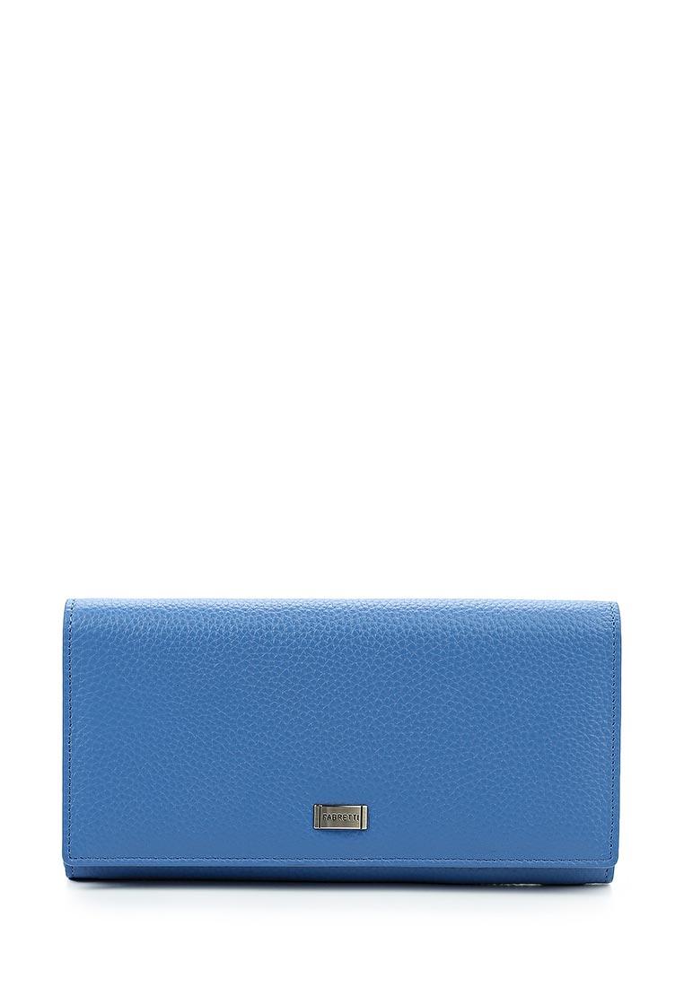 Кошелек Fabretti 745010-blue D