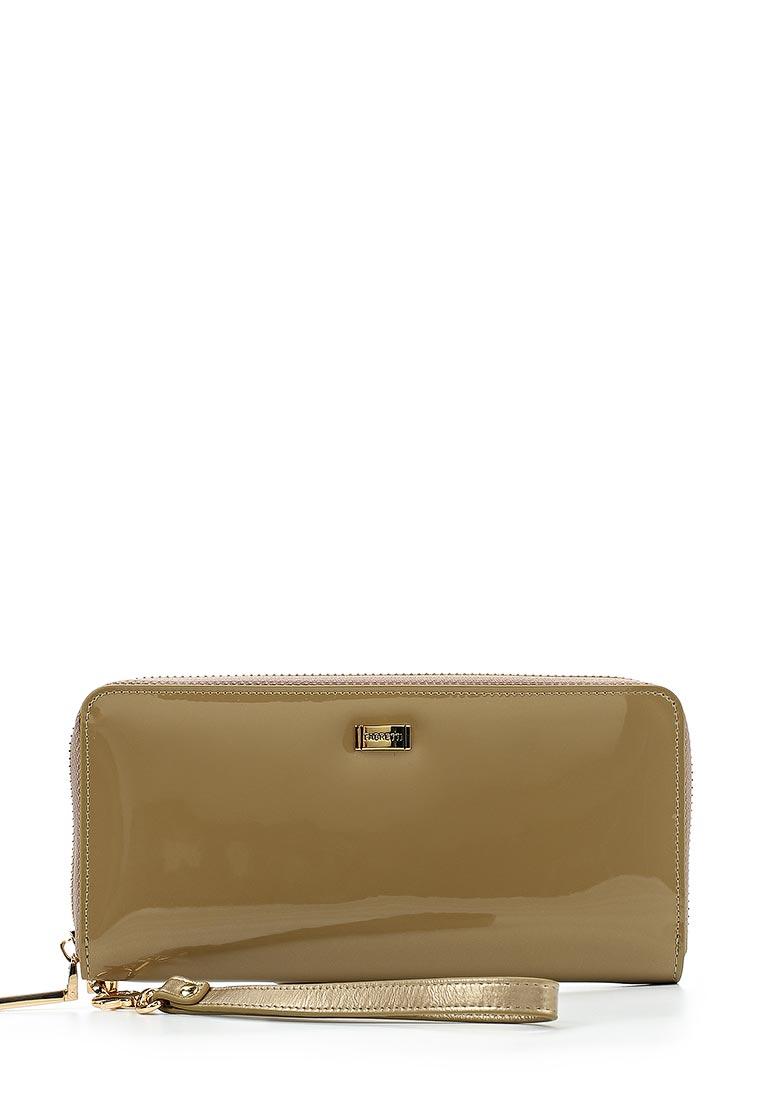 Кошелек Fabretti 77006-gold L