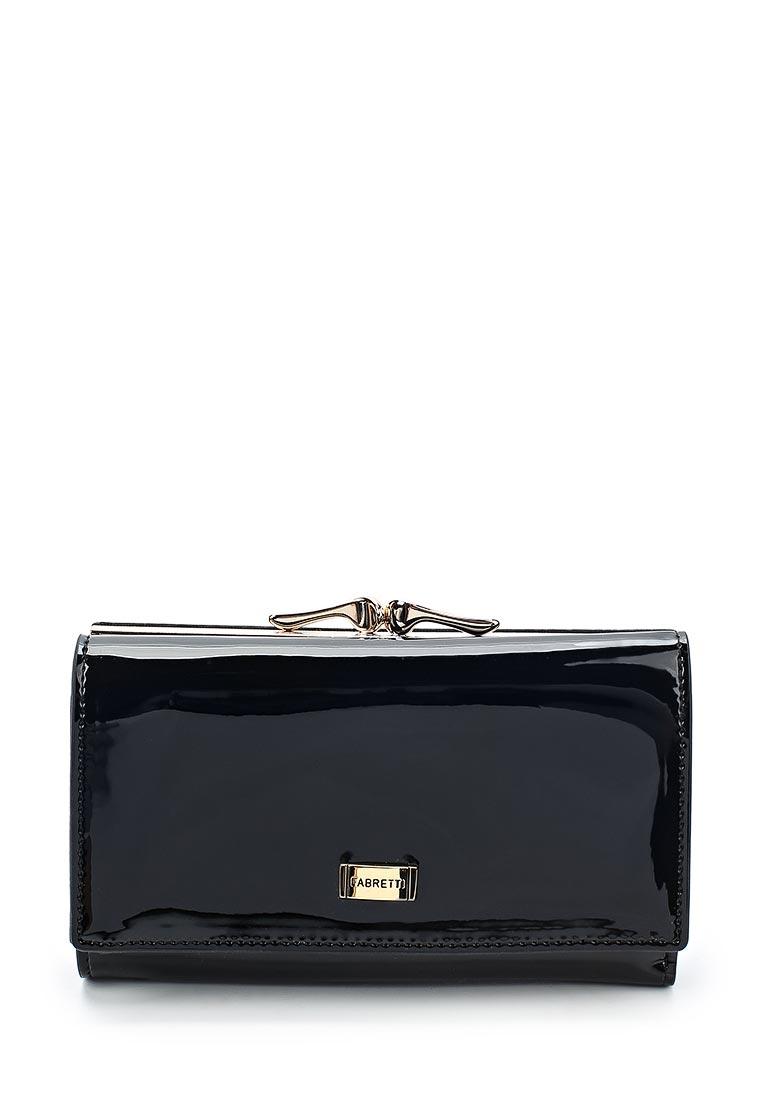 Кошелек Fabretti 55020-black mirr L