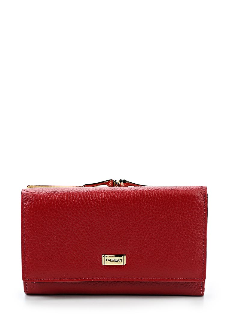 Кошелек Fabretti 55020-red multi
