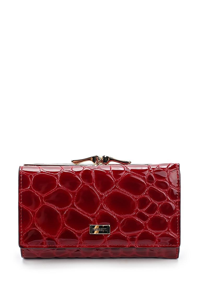 Кошелек Fabretti 55020-red stones
