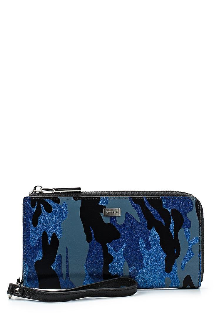 Кошелек Fabretti 73507-blue military