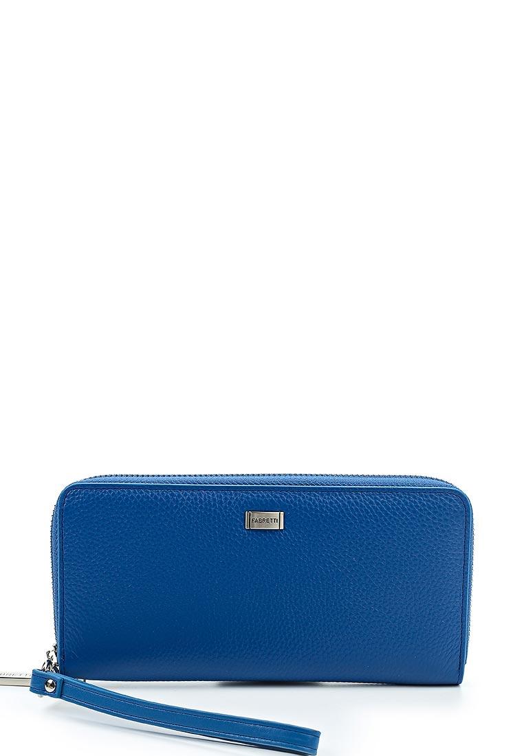 Кошелек Fabretti 77006-blue