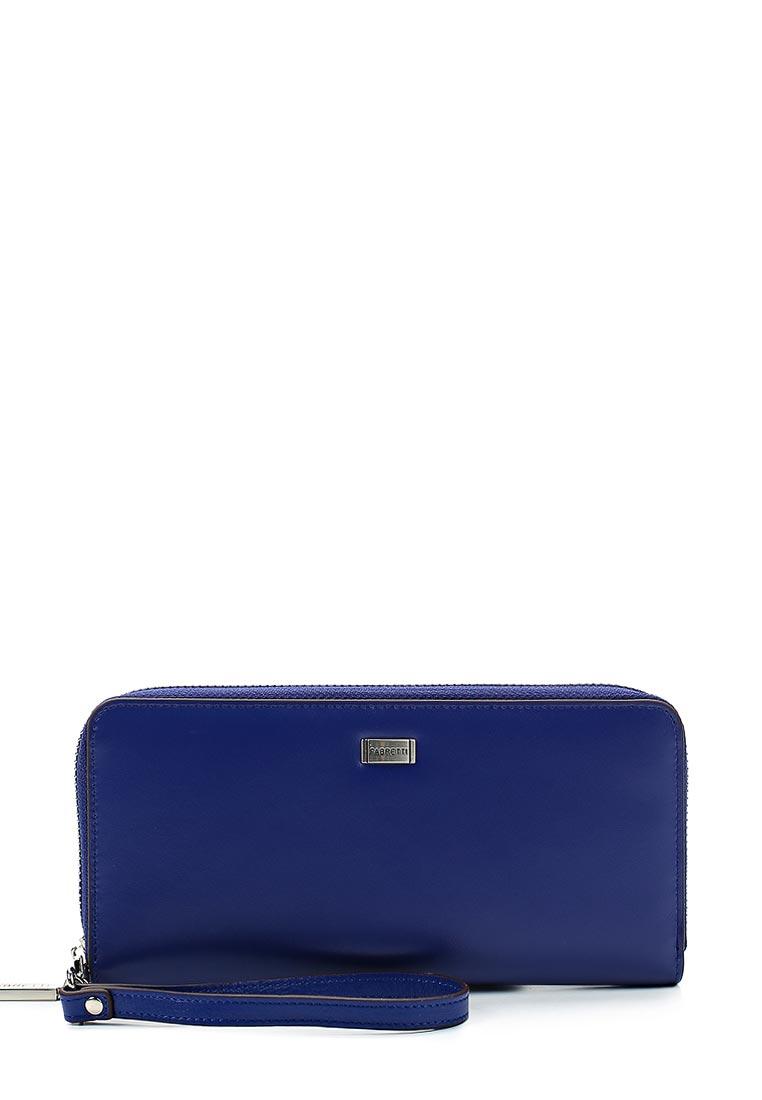 Кошелек Fabretti 77006-blue gel