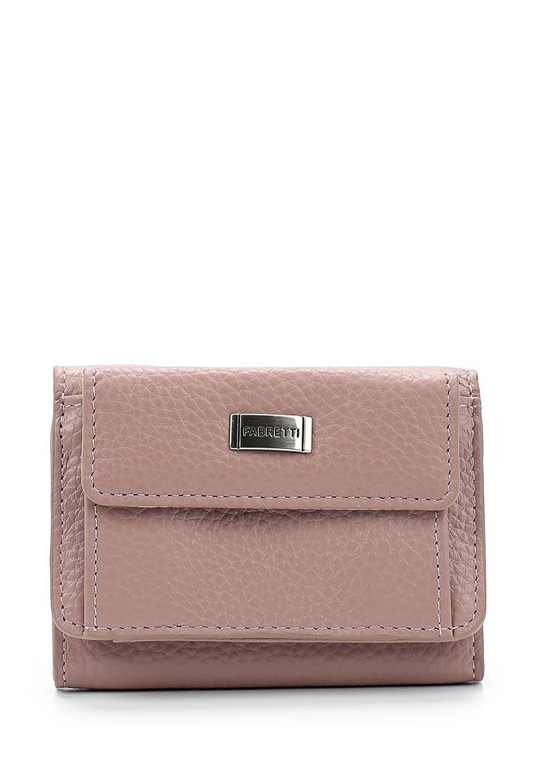 Кошелек Fabretti FA011-pink/1