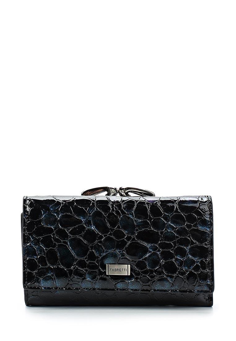 Кошелек Fabretti 55020-blue stones