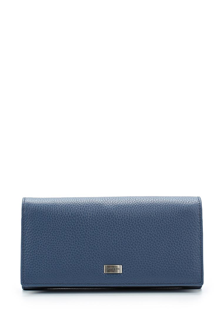 Кошелек Fabretti 72037-denim D