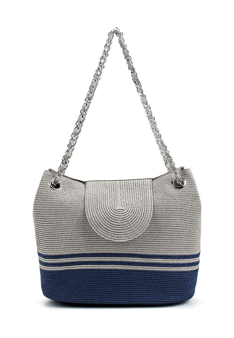 Пляжная сумка Fabretti GB10-9 GREY/BLUE