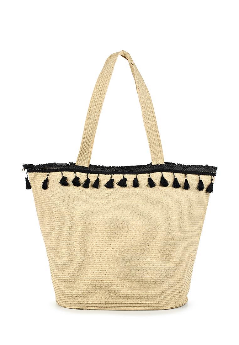 Пляжная сумка Fabretti GLB24-3 beige