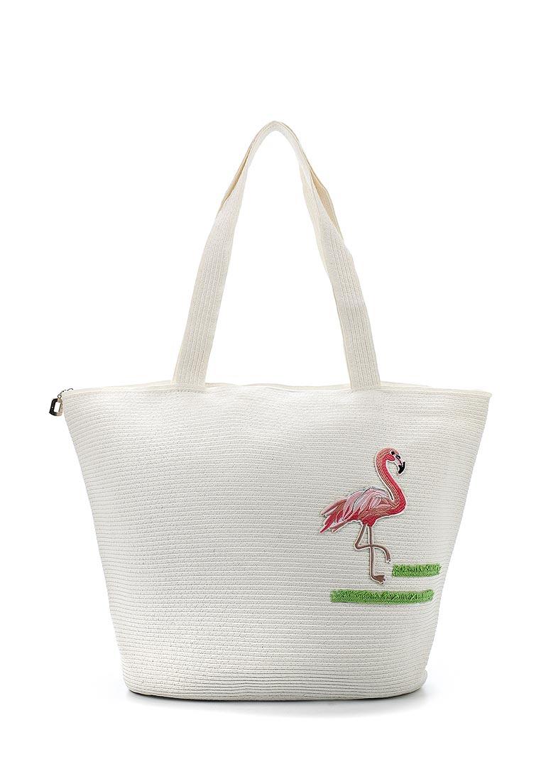 Пляжная сумка Fabretti GLB26-4 white