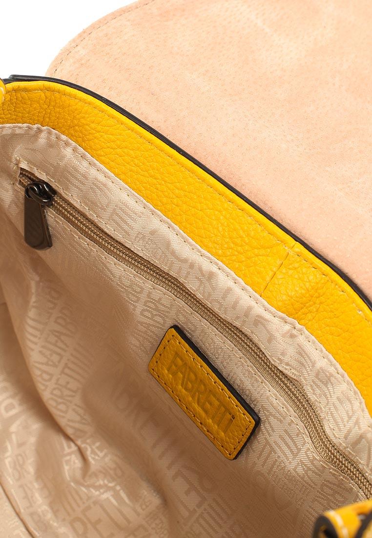 Сумка Fabretti 15831C1-W1-544/255 yellow: изображение 3