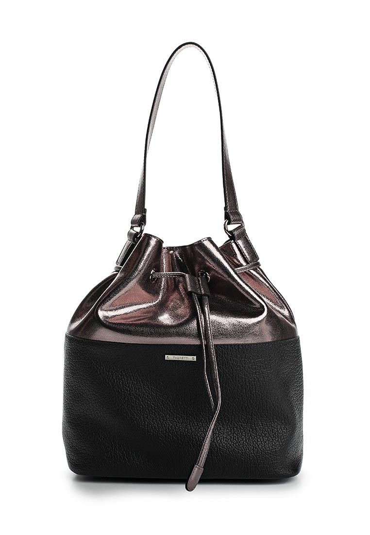 Сумка Fabretti 15786C1-W1-018/046 black/bronze