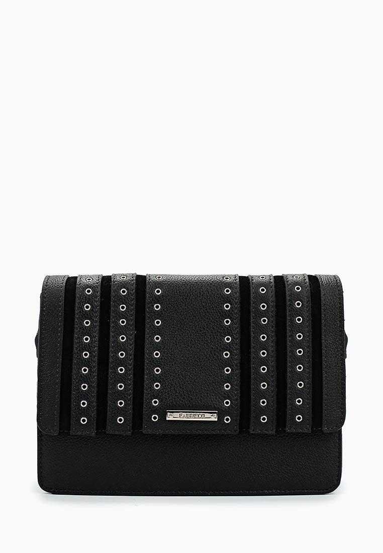 Сумка Fabretti 15476C1-W1-018/018 black