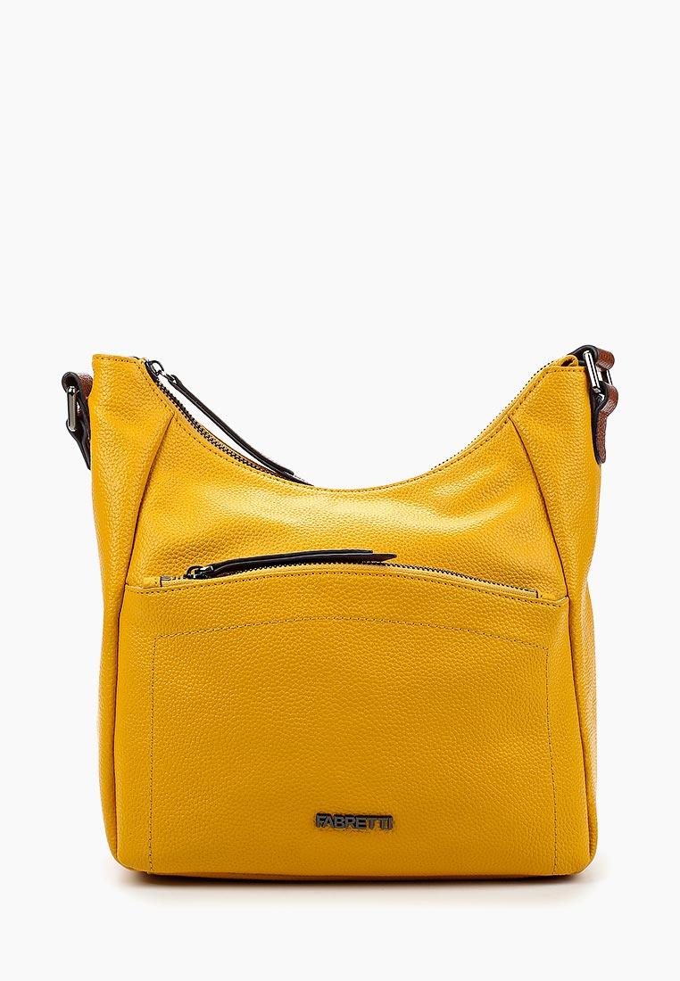 Сумка Fabretti N2541-yellow