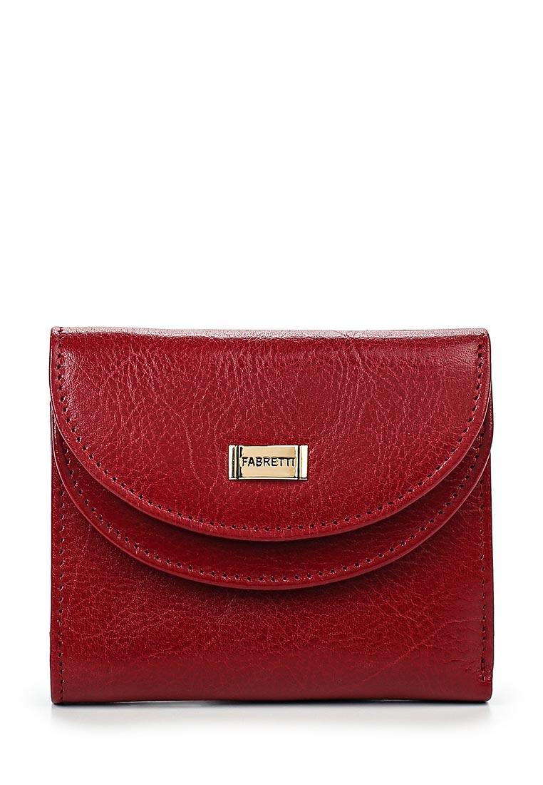 Кошелек Fabretti FA007-red