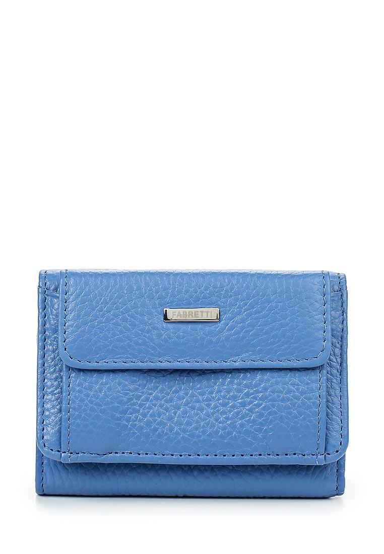 Кошелек Fabretti FA011-blue
