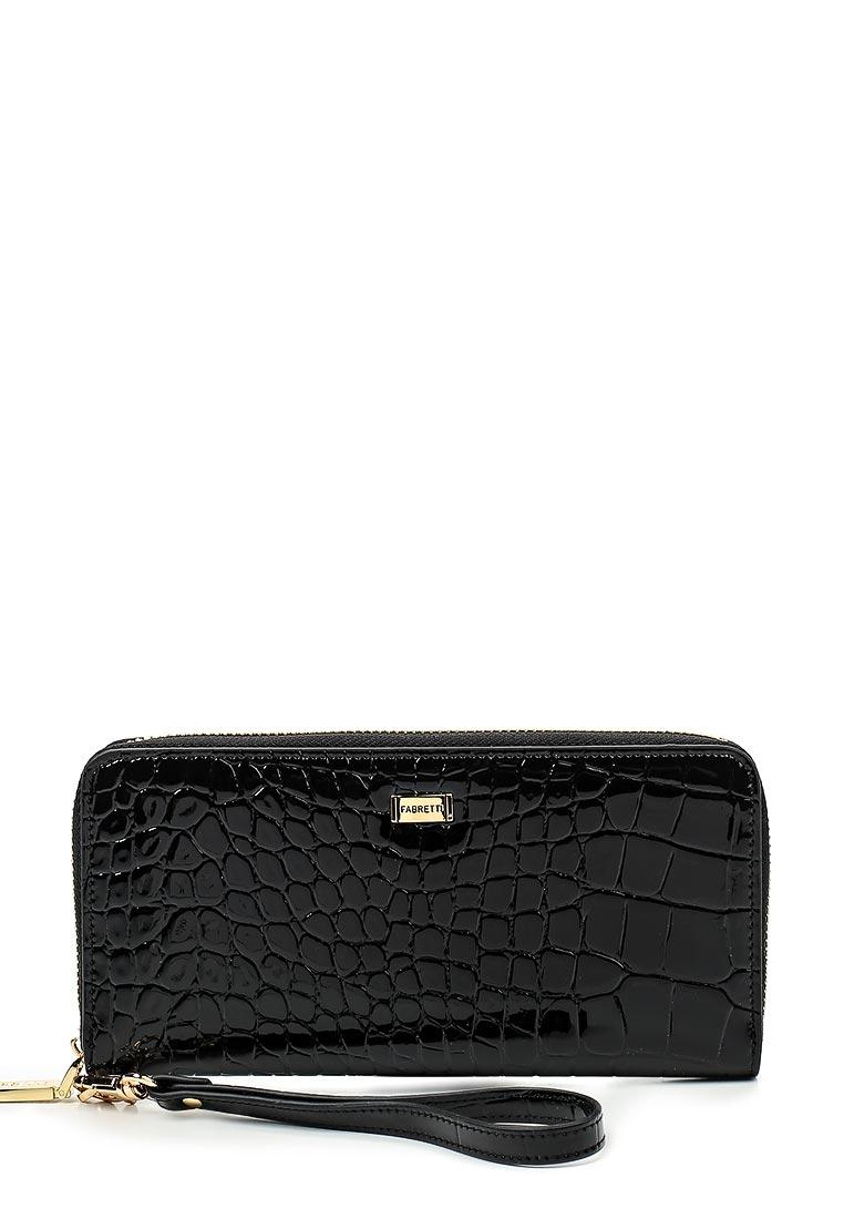 Кошелек Fabretti 77006-black-cocco L