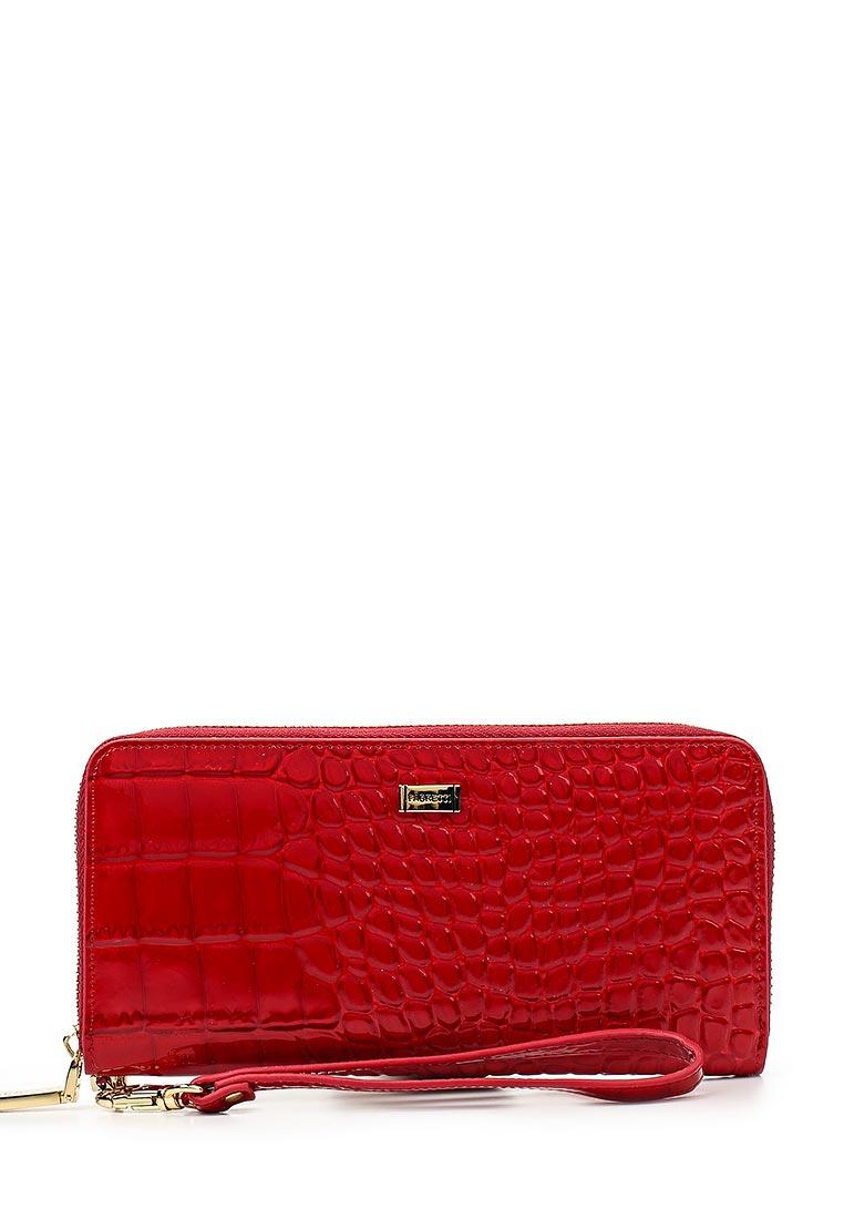 Кошелек Fabretti 77006-red-cocco L