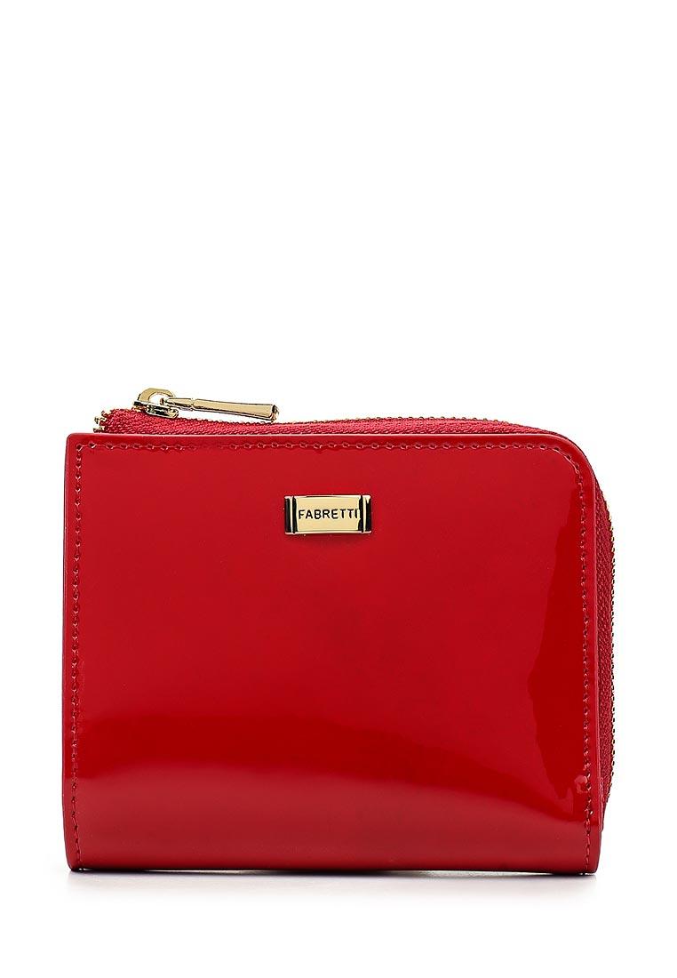 Кошелек Fabretti FA006-red L