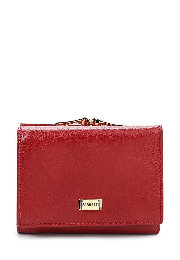Кошелек Fabretti 42022-red/1