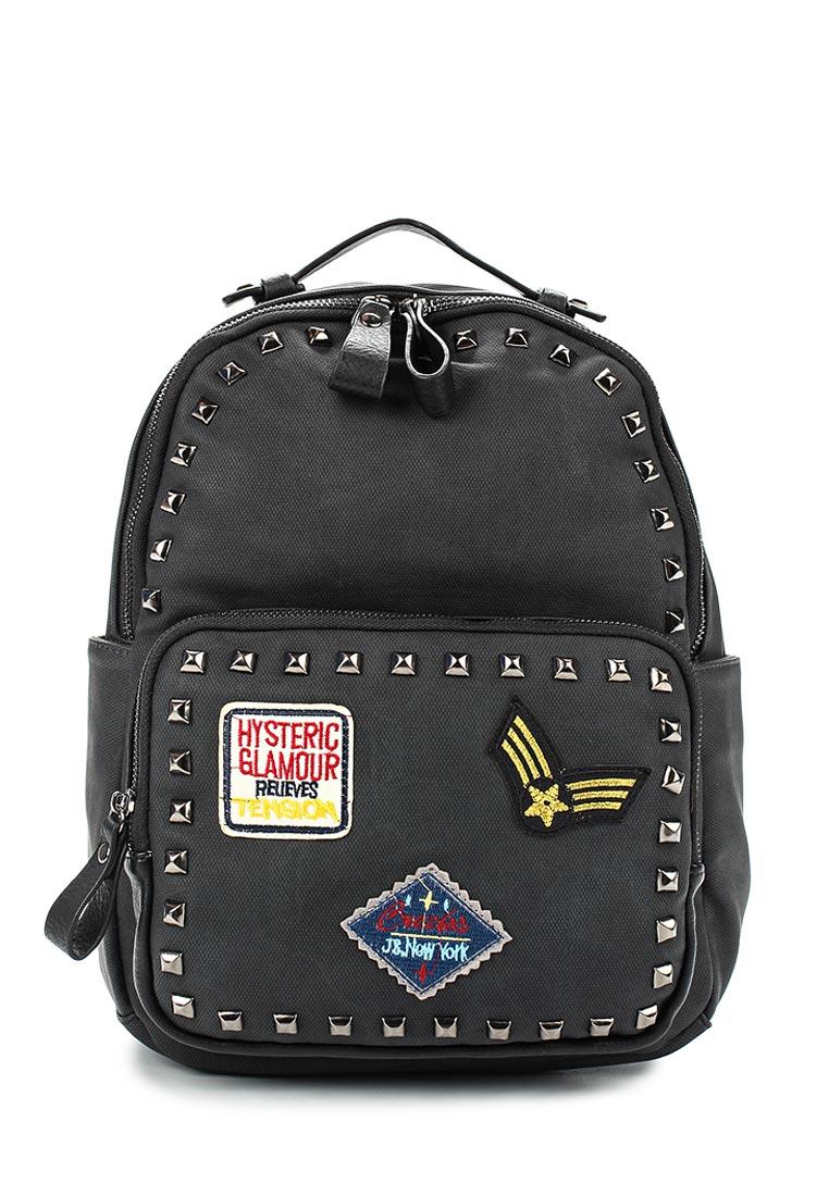 Городской рюкзак Fabretti F-1796 black