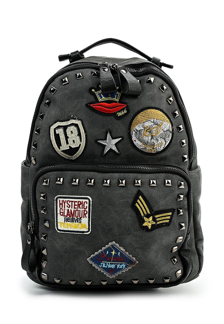 Городской рюкзак Fabretti F-1796 dark grey