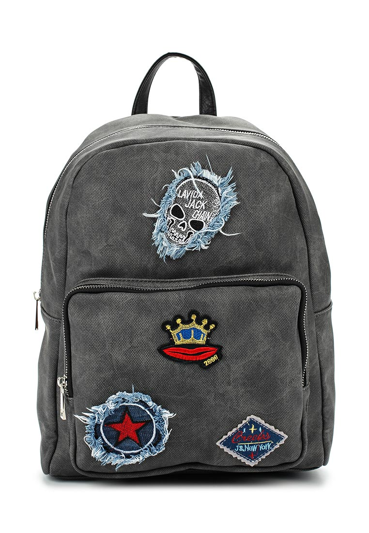 Городской рюкзак Fabretti F-1733 dark grey