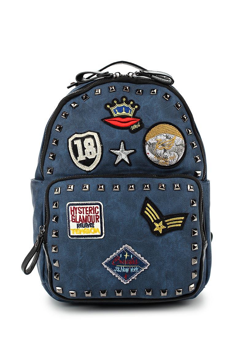 Городской рюкзак Fabretti F-1796 blue