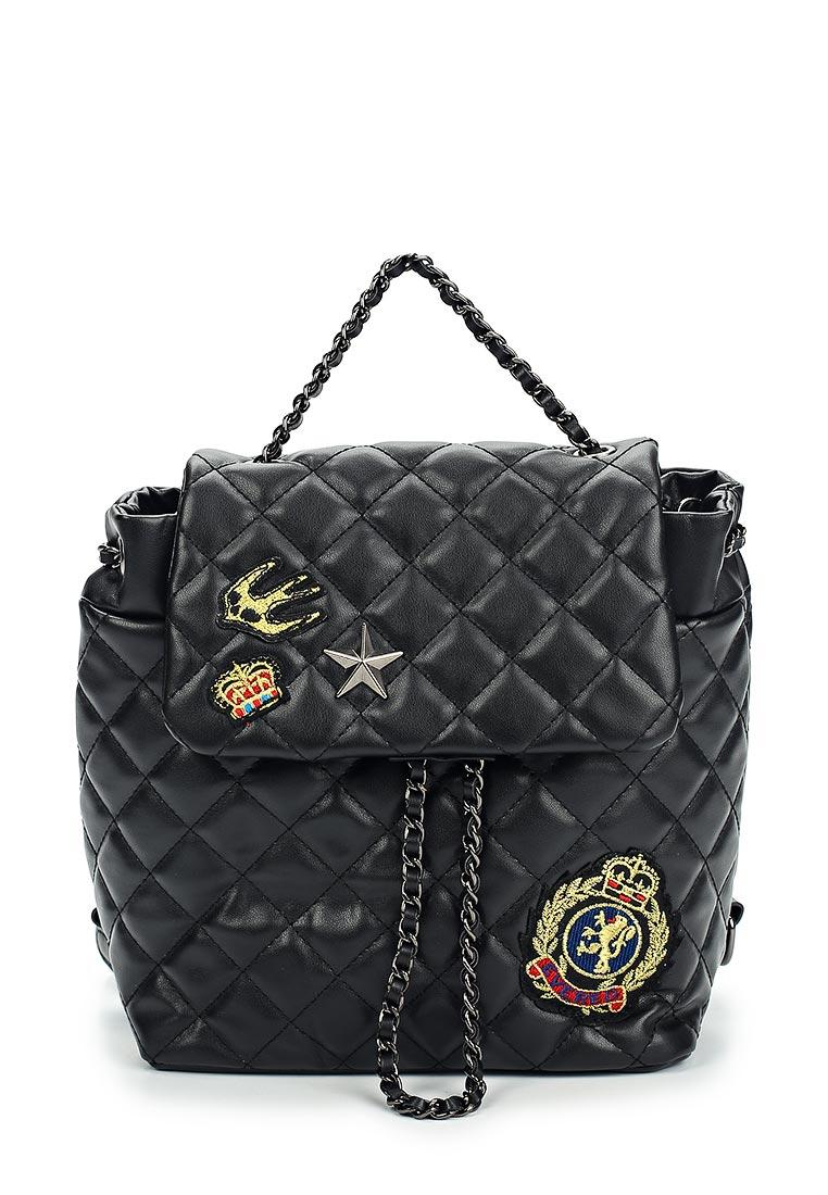 Городской рюкзак Fabretti (Фабретти) F-16S575 black