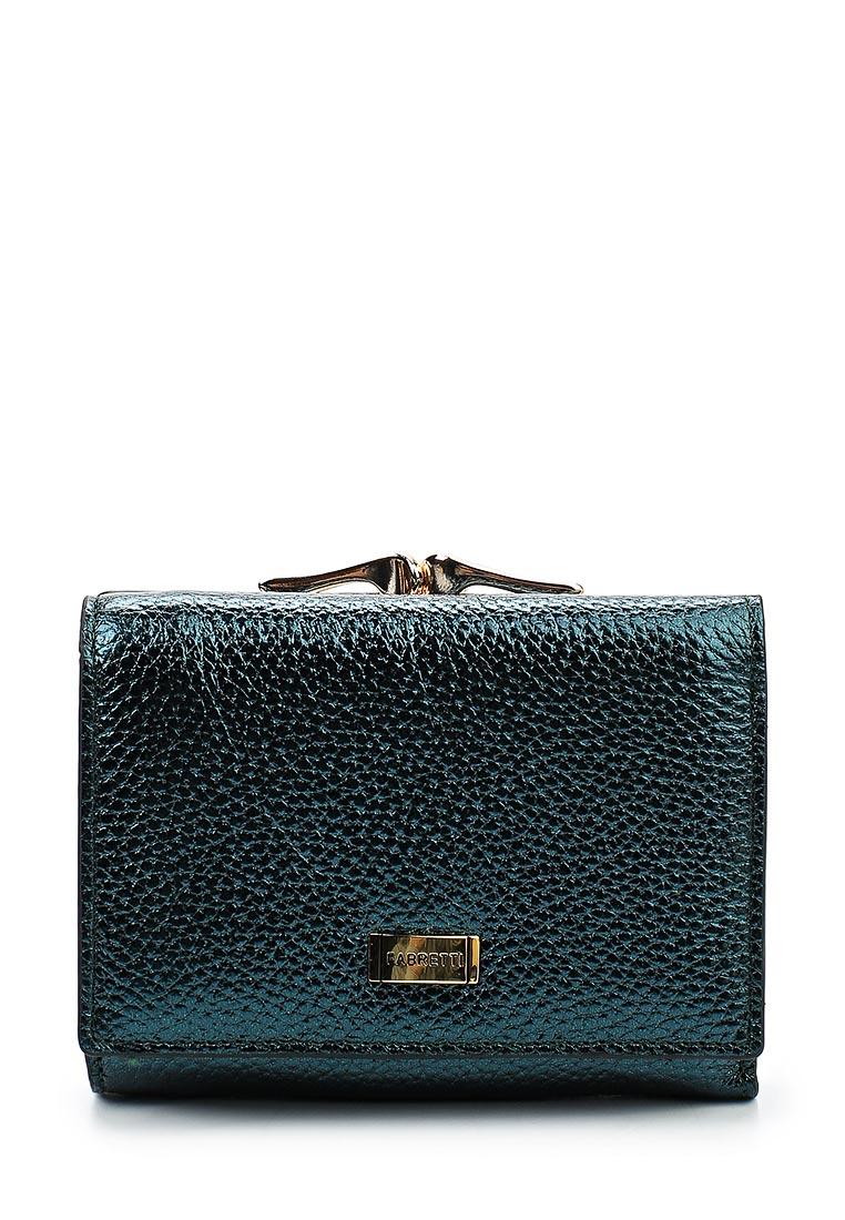 Кошелек Fabretti 42022-emerald