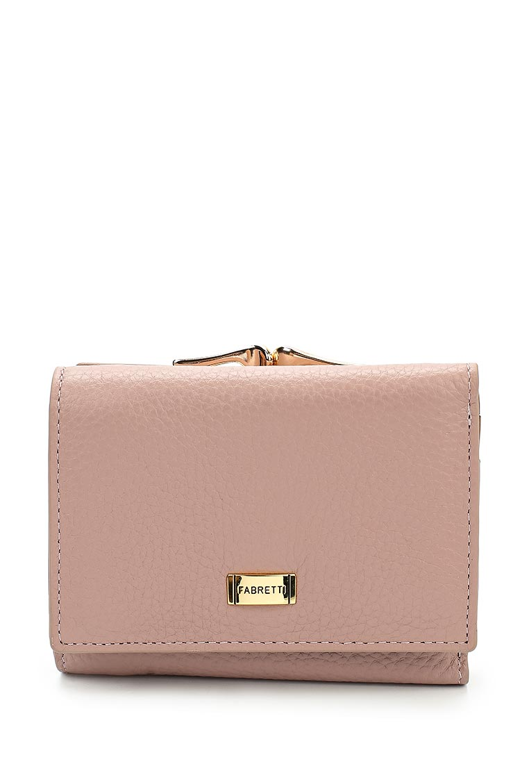 Кошелек Fabretti 42022-pink