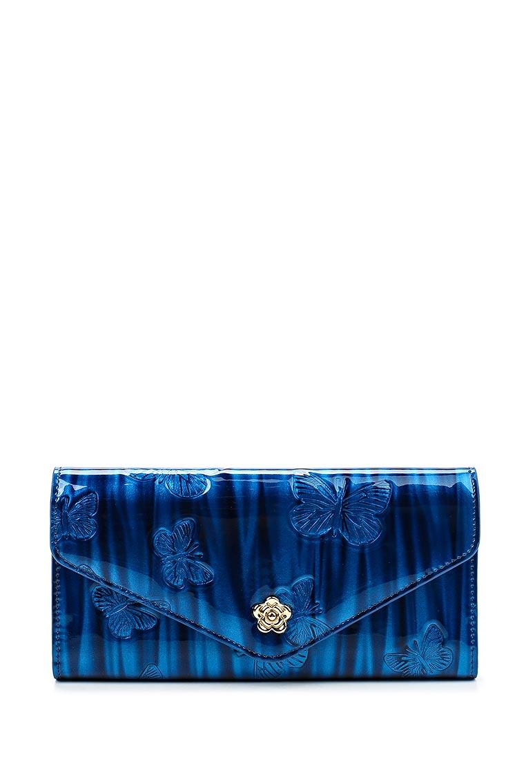 Кошелек Fabretti 74372-blue batt L