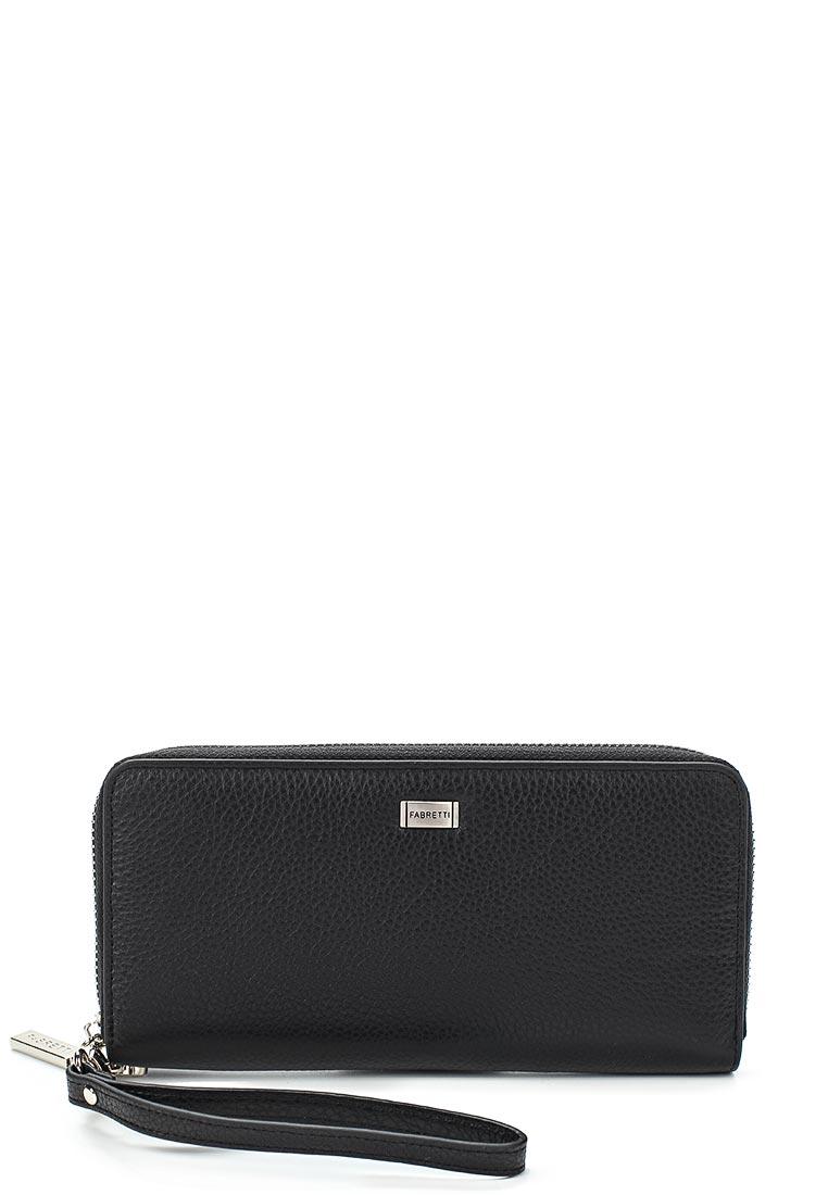 Кошелек Fabretti 77006-black D