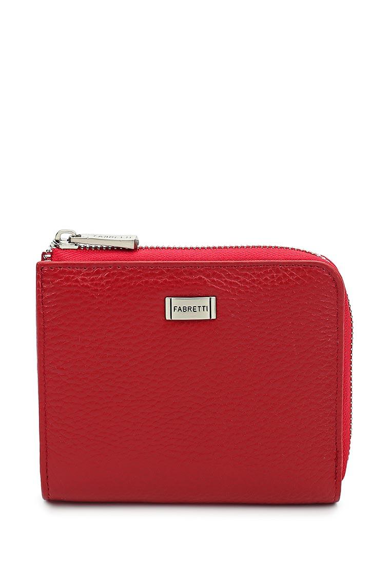 Кошелек Fabretti FA006-red D