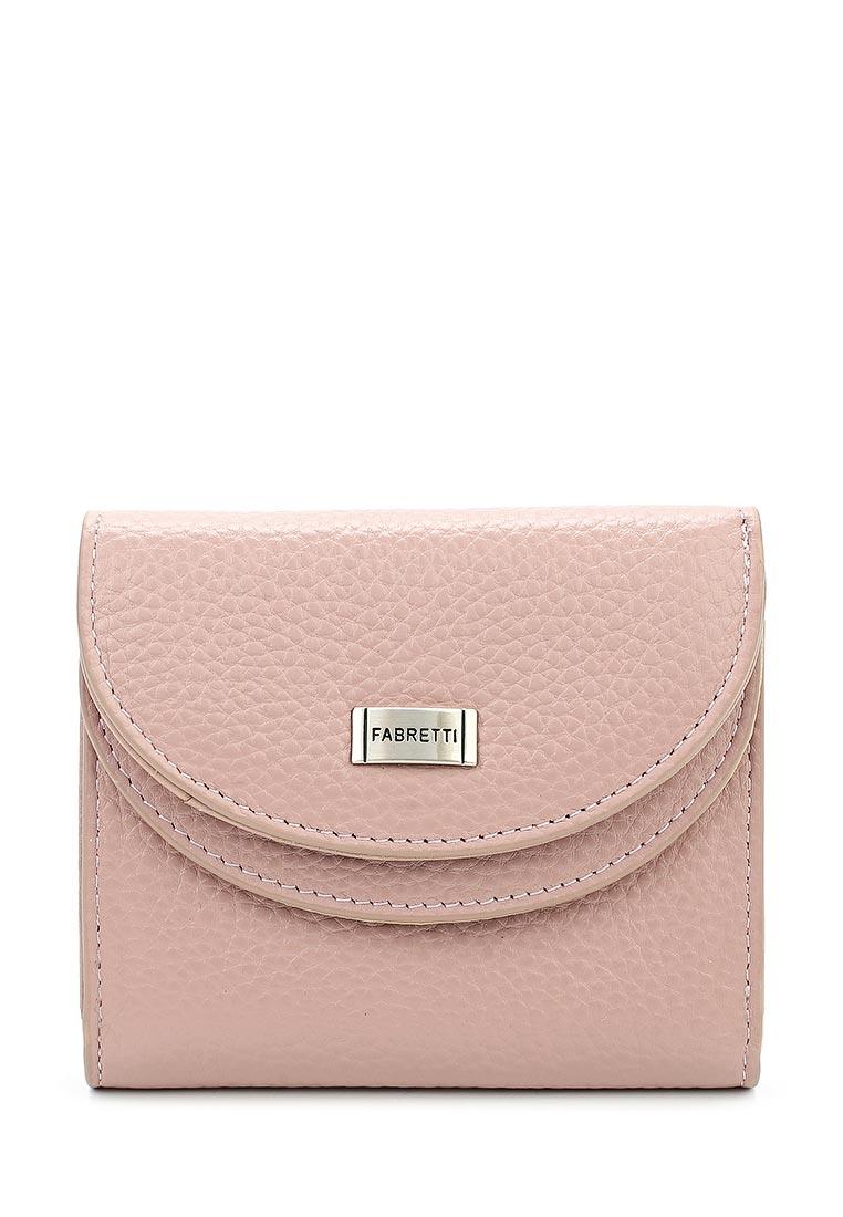 Кошелек Fabretti FA007-pink