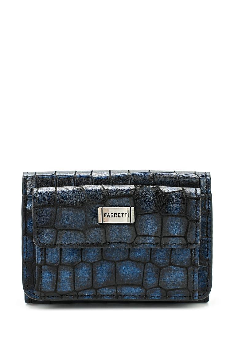 Кошелек Fabretti FA011-blue shingles