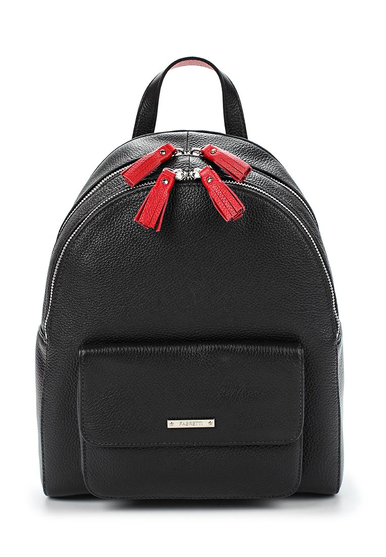 Городской рюкзак Fabretti 15653C1-W2-018/335/018 black