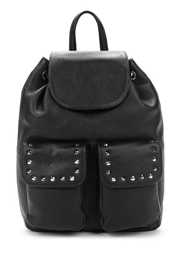 Городской рюкзак Fabretti 15465C1-W1-018/018 black