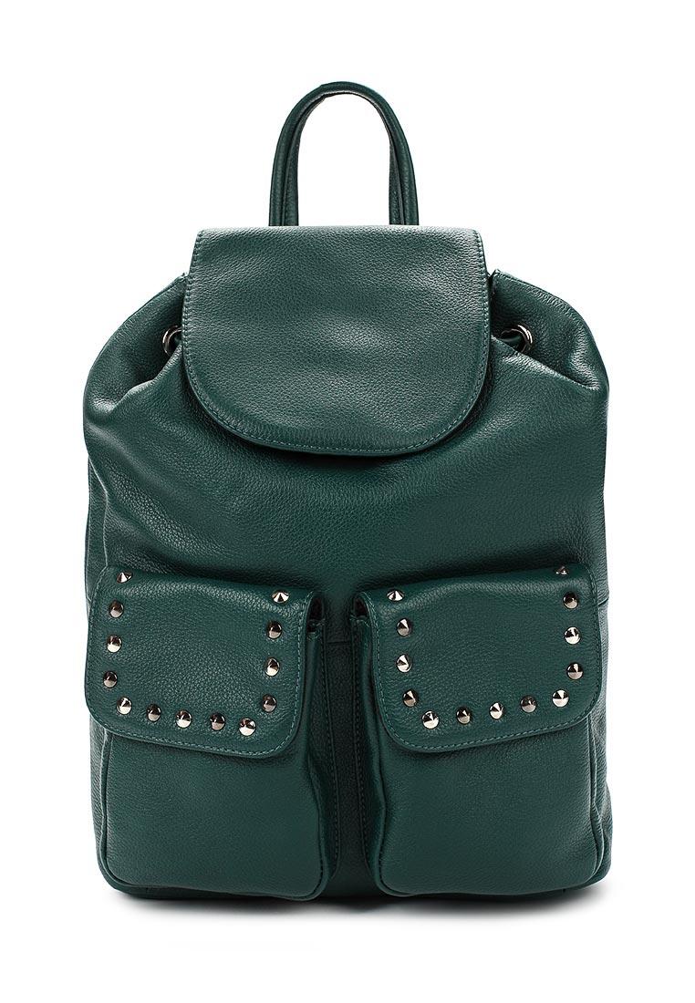 Городской рюкзак Fabretti 15465C1-W1-686/018 green