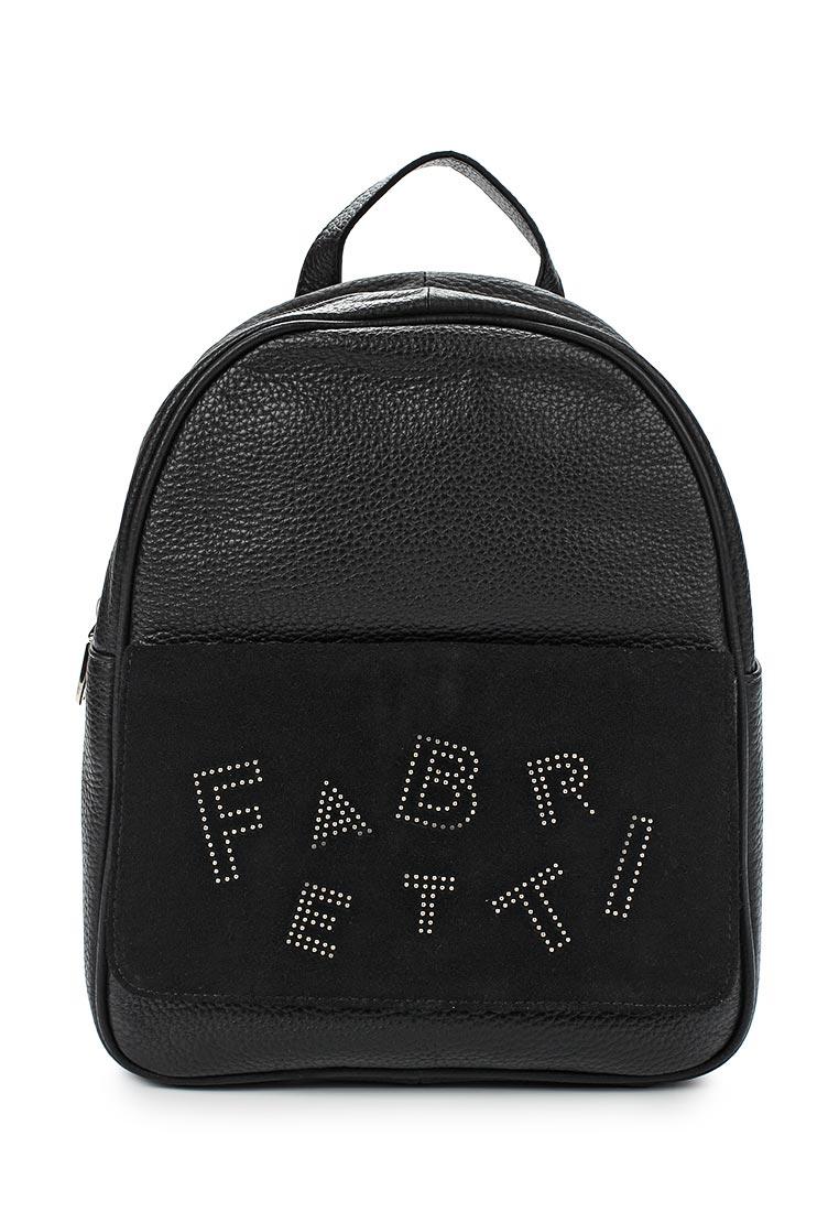 Городской рюкзак Fabretti 15571-W1-018/018 black