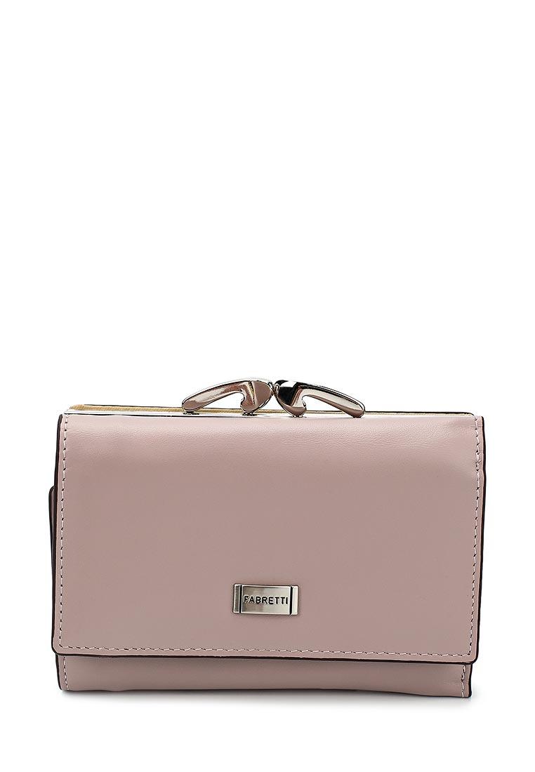 Кошелек Fabretti 46001-pink gel