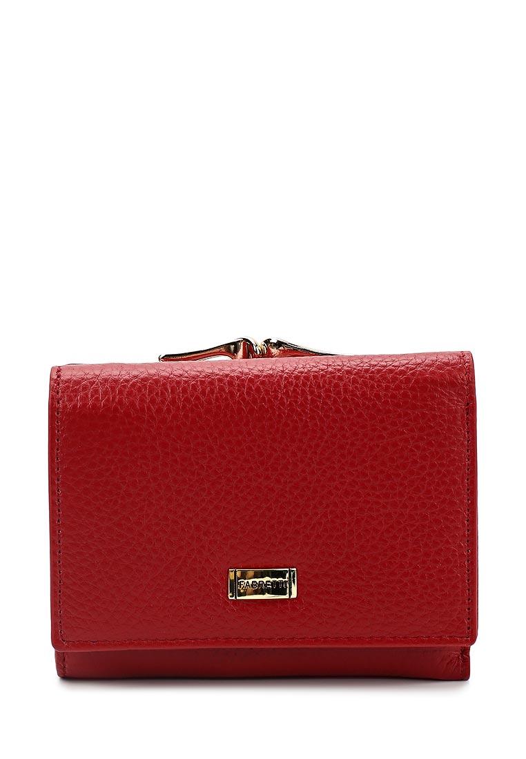 Кошелек Fabretti 42022-red D