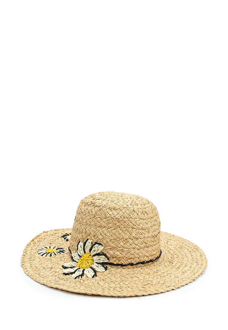 Шляпа Fabretti J6-1 beige