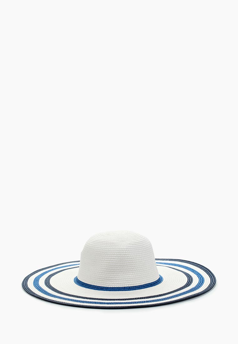 Шляпа Fabretti GL67-4/5 white/blue