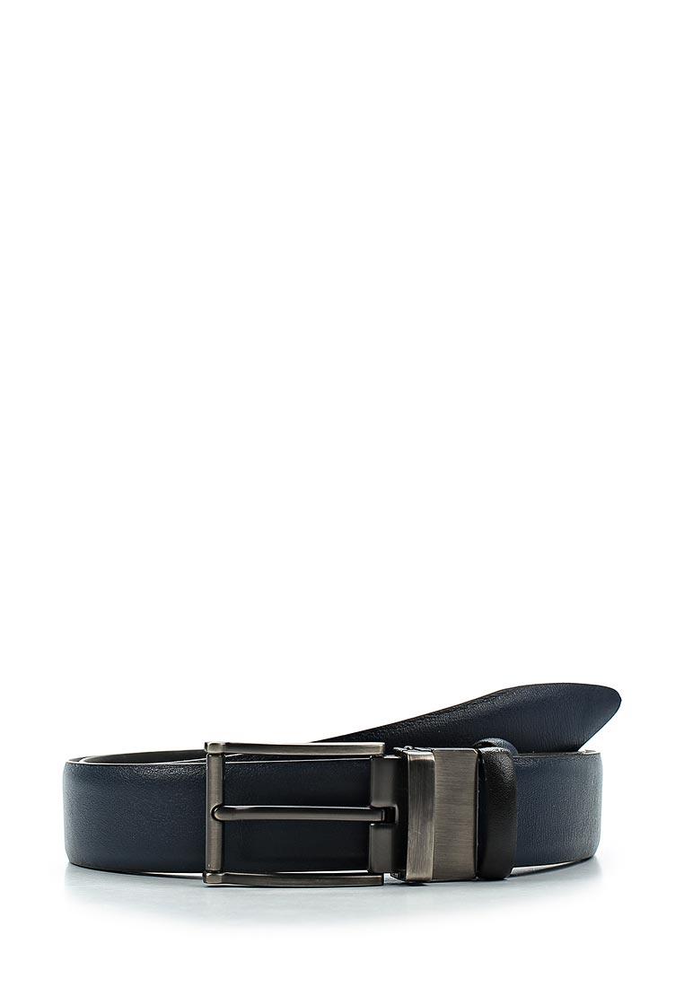 Ремень Fabretti FR10835- black/blue