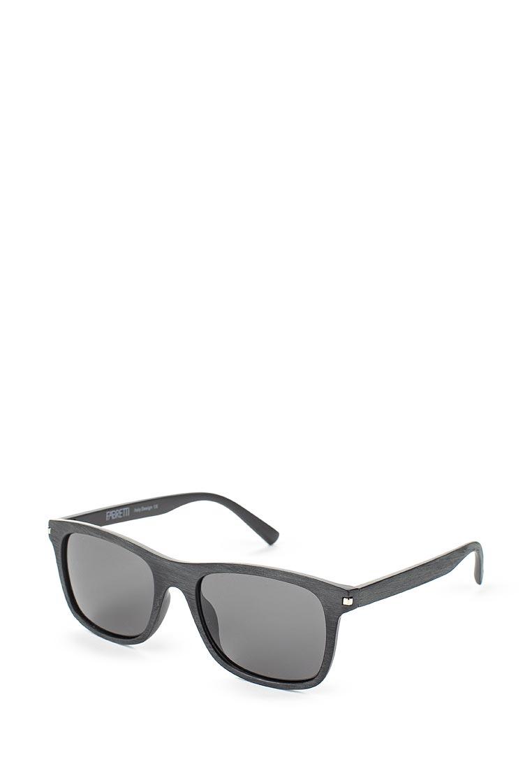 Мужские солнцезащитные очки Fabretti EG3881007-1P